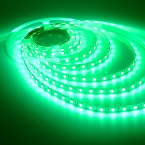 LED Strip Light - Green - 72W - 12V DC