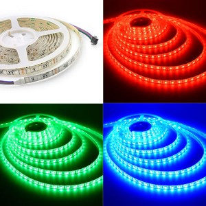 LED Strip Light - RGB - 72W - 12V DC - Waterproof