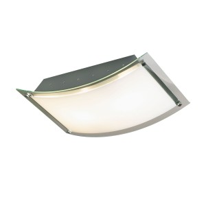 Sleek 2-light Flushmount - Max. 120W - Ceiling Luminaire