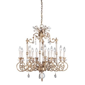 Dahlia 12-light Chandelier - Max. 720W - Pendant Luminaire
