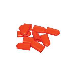 Pool & Spa Accessories - Orange Vinyl Cushion/Insulator for Time Switch - Manual Lever - 10 pack