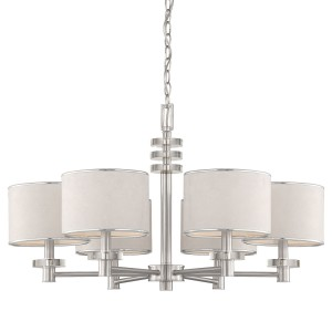 Savvy 6-light Chandelier - Max. 360W - Pendant Luminaire