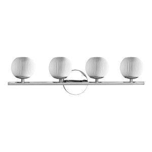 Orvino 4-light Bathbar - Max. 240W - Wall Luminaire