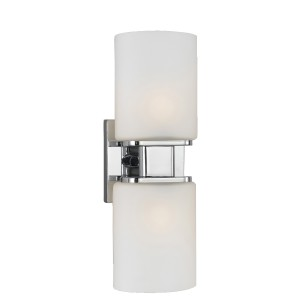 Dolante 2-light Wall Sconce - Max. 120W - Wall Luminaire
