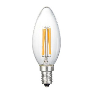 LED Candle Light Filament - 4.5W - 2700K Soft White