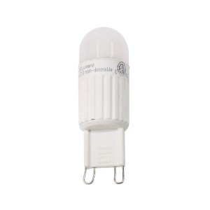 LED G9 - 2.5W - 3000K Warm White (Pack of 12)