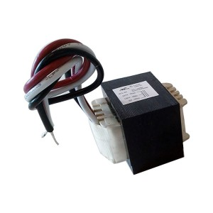 Slim-Line Step Down Transformer - 347V to 120V - 25VA
