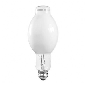 Metal Halide - 750W - 4000K Natural White - Mogul (E39) Base - Base Up Burn - Pulse Start - Coated Bulb - 12 packs
