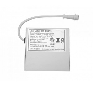 """347V Input Driver - For 4"""" & 6"""" Models - Not Sold Separately - Only Instead Of 120V Drivers"""