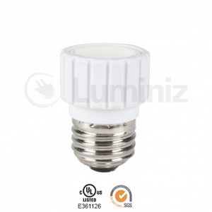 Socket Adaptor - E26 to GU10 - AD2011----1W-C