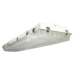 Fluorescent Vapour Proof High Bay Fixture - 4FT - 4-lamp T5HO - 347V