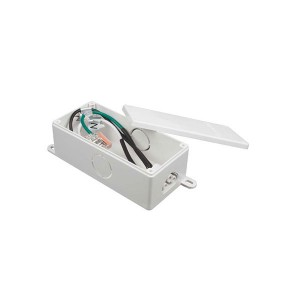 Undercabinet Hardwire Box - White - For Luminiz Undercabinets