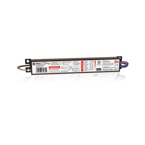 T8 Ballast - 2-lamp - Instant Start - 120-277V AC - Normal Ballast Factor