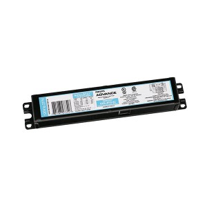 T8 Ballast - 3-lamp - Instant Start - 347V AC - High Efficiency - Normal Ballast Factor