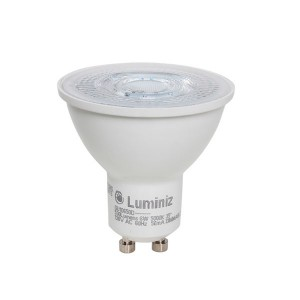 LED GU10 - 6W - 4000K Natural White - 4 Packs