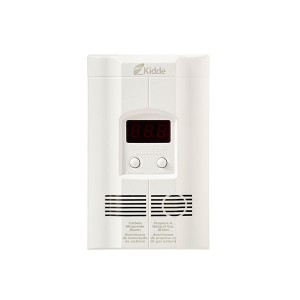 Carbon Monoxide Alarms - 120V AC & 9V Battery Backup - 900-0113-05
