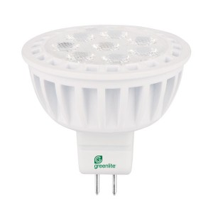 LED MR16 - 7W - 12V - 3000K Warm White (Pack of 12)