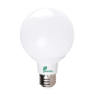 LED Globe G25 - 6W - 3000K Warm White (Pack of 12)