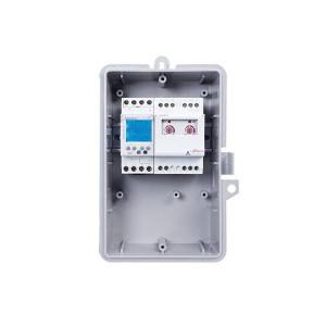 Sensors - Lighting Controls Systems - 2-Channel Light Control - NEMA 3R Outdoor Plastic Enclosure - 120VAC - 10Amp