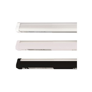 LED T5 Under-Cabinets Tubes - White Body - 4W - 9 inch - 6000K Stark White