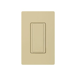 Maestro - Companion Dimmer - Ivory - 120V - Wall Plate Sold Separately