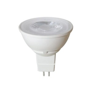 LED Light Bulb MR16 - 6W - 5000K Cool White - 12V AC/DC