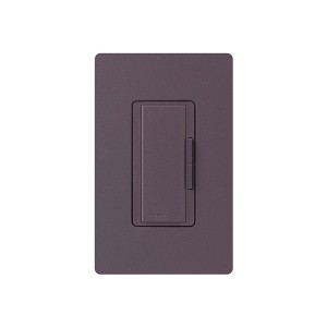 Maestro - Companion Dimmer - Plum - 120V - Wall Plate Sold Separately