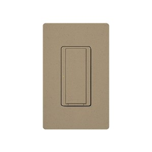 Maestro - Digital Switches - Mocha Stone - 120V - 8A Light / 3A Fan -  Wall Plate Sold Separately