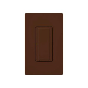 Maestro - Digital Switches - Sienna - 120V - 8A Light / 3A Fan - Wall Plate Sold Separately