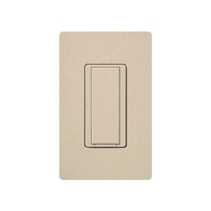 Maestro - Digital Switches - Stone - 120V - 8A Light / 3A Fan - Wall Plate Sold Separately