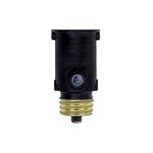 Photocontrols - Thermal Photocontrol - Fixed Mount - Screw-In Lamp Photocontrol - 120V - 3000W - 50/60Hz