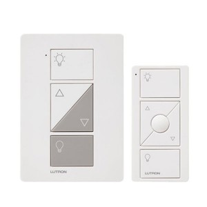Caséta Wireless Plug-In Lamp Dimmer With Pico Wireless Remote - Wireless plug-in - 100 W (LED/CFL) / 300 W (Inc) - 120V