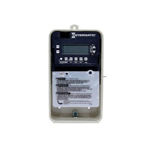 Pool & Spa - Electronic Controls - w/Seasonal Adjustment - Type 3R Metal Enclosure