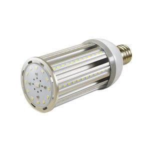 LED Corn Bulb - 22W - 5000K Cool White - 100-277V AC