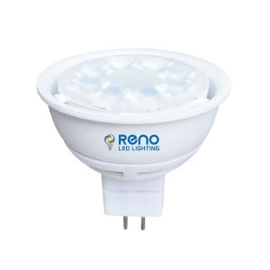 LED MR16 - 6.5W - 3000K Warm White - 12V AC/DC