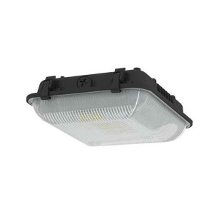 LED Slim Canopy - 48W - 5000K Cool White - 120-347V AC