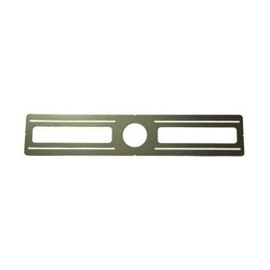 New Construction Rough-In Plate - For 3 inch Model - RIP3