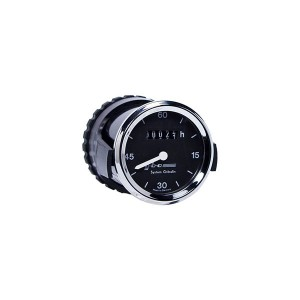Meters - Vibratory Hour Meters - Flush Mount Vibratory Hour Meter - 52mm -  Horizontal Installation
