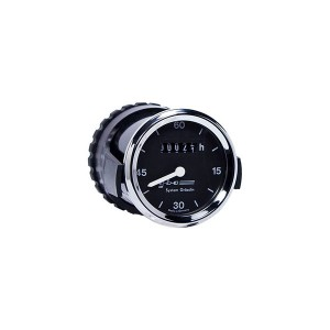 Meters - Vibratory Hour Meters - Flush Mount Vibratory Hour Meter - 52mm -  Vertical Installation