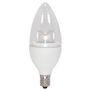LED Candle Light - 2.8W - 3000K Warm White