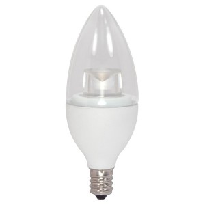 LED Candle Light - 4.5W - 3000K Warm White