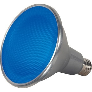 LED PAR38 Colour- 15W - Blue