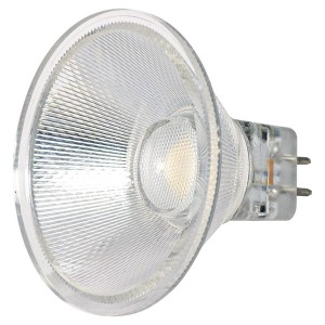 LED MR16 - GU5.3 Base - 3W - 3000K Warm White