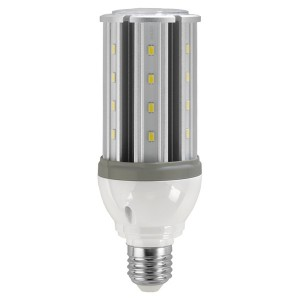 LED Corn Bulb - 18W - 5000K Cool White - 12-24V AC