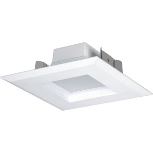 LED Recessed Downlight Retrofit- 16W - Dimmable - 4000K Natural White - 5/6 inch - 120V AC