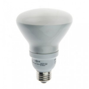 CFL Bulb - Par40 - 23W - E26 Base - 3500K Warm White - 15 packs