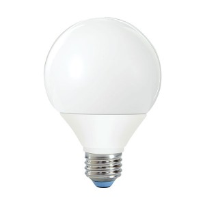 CFL Bulb - Globe - 18W - E26 Base - 2700K Soft White - 10 packs