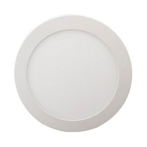 LED Slim Panel - White - 33W - 8 inch - 4000K Natural White - 120V AC