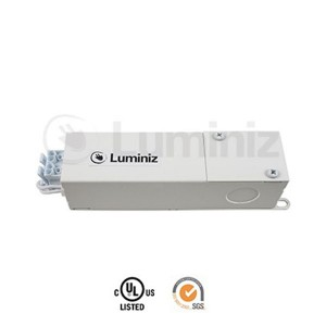 CLASS2 External Puck light Transformer Box - 120V to 12V - 60VA - 0.5A - Dimmable