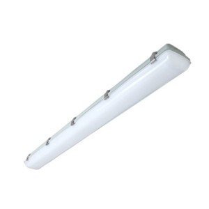 LED Vapor Tight Fixture Premium - 40W - 4000K Natural White - 120-347V AC